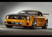 -saleen parnelli jones limited edition mustang coming to ny