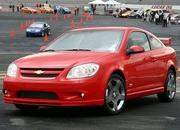 chevrolet cobalt ss supercharged coupe-84805
