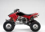 honda trx450r kick start-84538