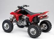 honda trx450r kick start-84545