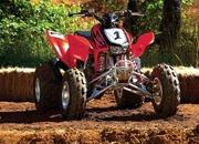 honda trx450r kick start-84548