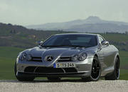 mercedes-benz slr 722 edition 4