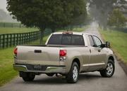 long based toyota tundra full-size pickup truck-98772