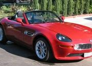 -bmw z8 roadster replica built on z4