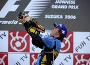 japan f1 race result schumacher engine blows alonso wins.-103103