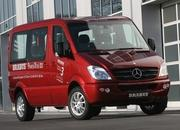brabus refines the new mercedes sprinter-117702