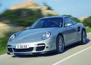 porsche 911 turbo - favourite german car-140773