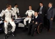 williams f1 team unveils fw29 car for 2007 season-144473