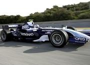 williams f1 team unveils fw29 car for 2007 season-144474