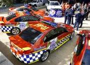 holden ss commodore police car-159479