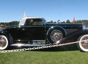 2007 pebble beach concour photo gallery - day 2 dusenberg-193422