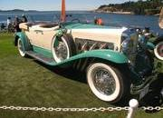 2007 pebble beach concour photo gallery - day 2 dusenberg-193425