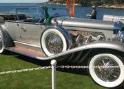 2007 pebble beach concour photo gallery - day 2 dusenberg-193409