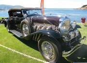 2007 pebble beach concour photo gallery - day 2 dusenberg-193443