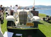 2007 pebble beach concour photo gallery - day 2 dusenberg-193446