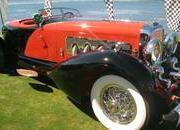 2007 pebble beach concour photo gallery - day 2 dusenberg-193467