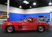 ebay bid of the day 1960 300sl roadster-194987