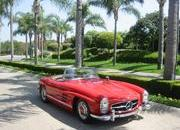 ebay bid of the day 1960 300sl roadster-194981