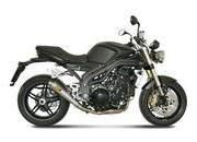 103.2007 triumph speed triple with mivv exhaust system