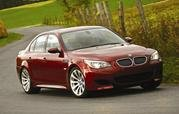 2008 bmw 5-series and m5 pricing announced-206276