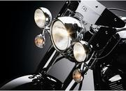 31.2008 yamaha road star silverado s headlights