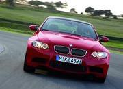 bmw m3 coupe and sedan at la auto show-213704