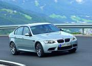 bmw m3 coupe and sedan at la auto show-213706