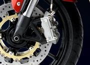 94.2008 triumph speed triple 1050 brembo brakes