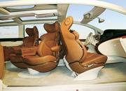 -nissan forum concept - seat illustration