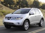 -2009 nissan murano pricing announced