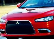 -mitsubishi lancer prototype s first official images