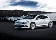 volkswagen scirocco - first official images-234524