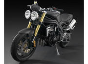 85.matt black speed triple
