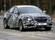 2009 opel insignia new spy shots-242661