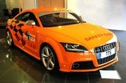 audi tt-s - official car on the isle of man-244781