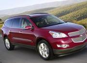-2009 chevrolet traverse - pricing announced