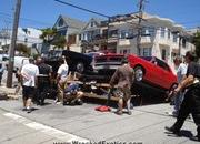 video commercial wrecks a gto in san francisco-250671