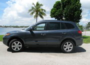 2008 hyundai santa fe limited awd car review top speed. Black Bedroom Furniture Sets. Home Design Ideas