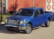 2009 ford f150 on sale in october fuel economy improved by 8-264303