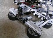 lego bike with real bike handles = ingenuity and a lot of free time-268392