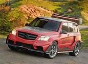 mercedes glk pikes peak rally racer-271458