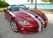 dodge viper srt10 convertible-281970