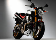 2009 yamaha mt-01 sp belongs to the european market-293189