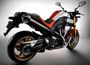 2009 yamaha mt-01 sp belongs to the european market-293186