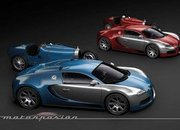 bugatti veyron 16.4 centenaire editions - first images-297171
