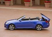 lexus is250 and is350 convertible-301131