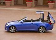 lexus is250 and is350 convertible-301134