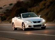 lexus is250 and is350 convertible-301146