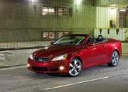 lexus is250 and is350 convertible-301174