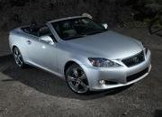 lexus is250 and is350 convertible-301185